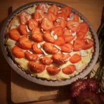 starwberry tart